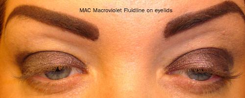 MAC Fluidline Macroviolet