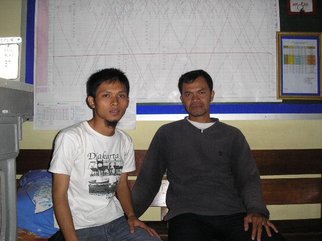bersama pak yusuf
