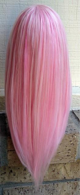 pink alpaca jackie