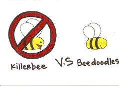Killerbee VS Beedoodles