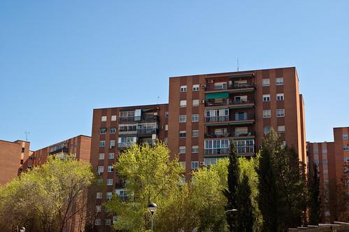 Edificios de Nueva Alcalá