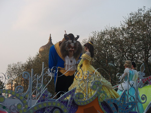The costumes were amazing!