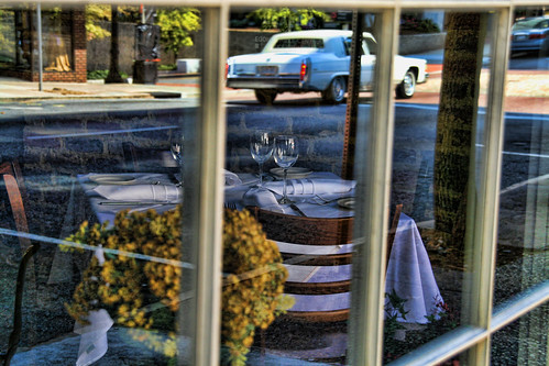 Through the Window #34—Fine Dinning