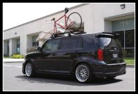 Roof bike rack - Scionlife.com