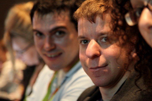 SxSW Nick O'Neil, Jesse Thomas at Gary Vaynerchuk Session