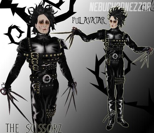 NDN - The Scissorz