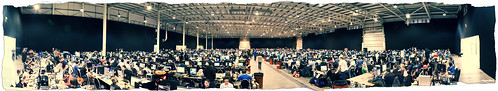 the main gaming hall @i36 (click to enlarge)