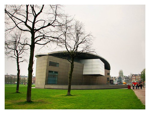 Van Gogh museum by you.
