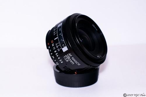 Nikkor 28mm f/2.8