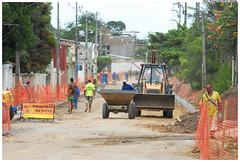Pavimentação da Avenida Transamazônica (Peixinhos)