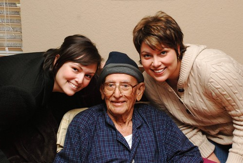 Sis, Grandpa, And Me