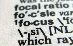 dictionary focus crop
