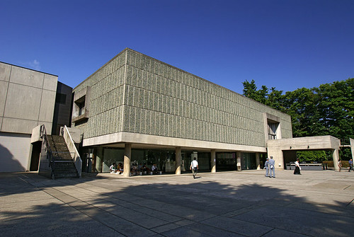Le Corbusier -  National Museum of Western Art em Tokyo, Japan