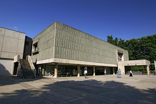Le Corbusier -  National Museum of Western Art em Tokyo, Japan