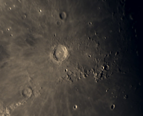 Copernicus Crater on 3/6/09