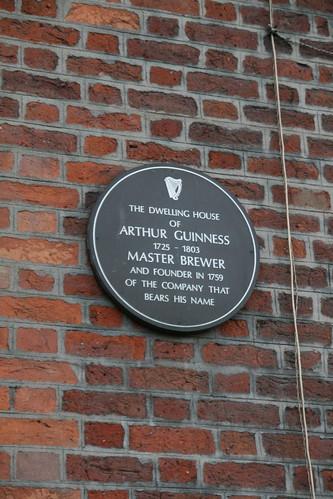 Arthur Guinness' Home