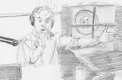 Drawing Leo Laporte - TTG 2009-03-21