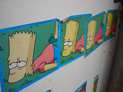 Simpsons Stickers