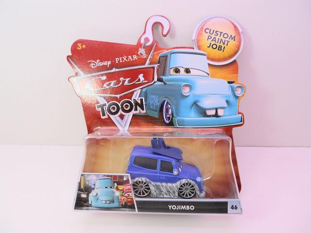 Disney CARS TOON Yojimbo (1)