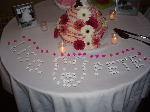Cake Table by you.