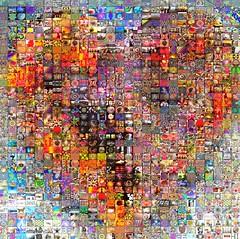 Big Heart of Art - 1000 Visual Mashups