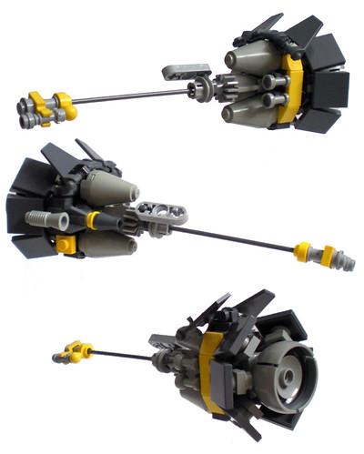 Kevin Blocksidges LEGO Jupiter 8
