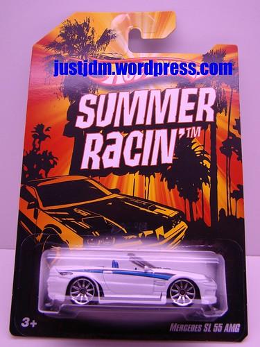 hws summer racin  mercedes clk (1)
