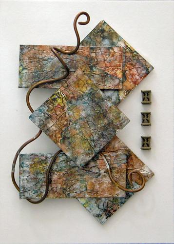 mini art #20 (c) 2009, Lynne Medsker
