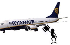 Load Your Own Bags on Ryanair