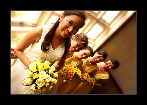 Brett & Fe Wedding