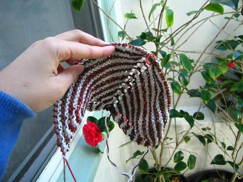 Noro shawlette