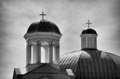 St George Domes B&W