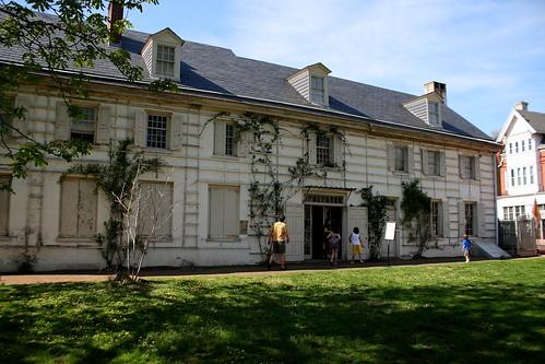Wyck house