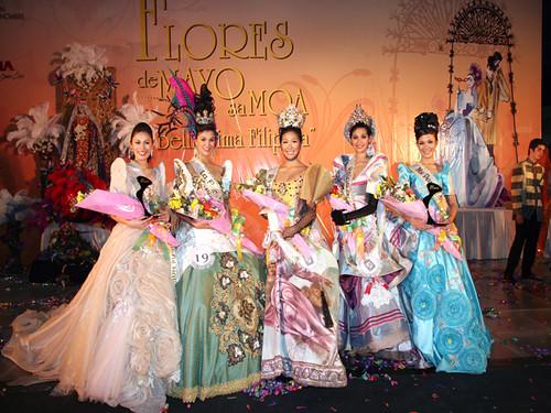 Flores de Mayo winners