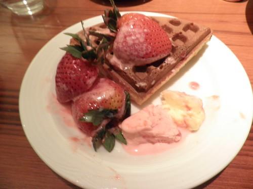 米朗琪_草莓冰淇琳鬆餅5