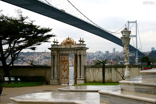 The Bosphorus Bridge -1- by aysebetul.