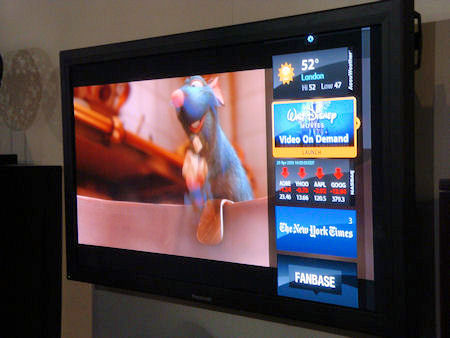 ADOBEs Flash In TV Setop Box