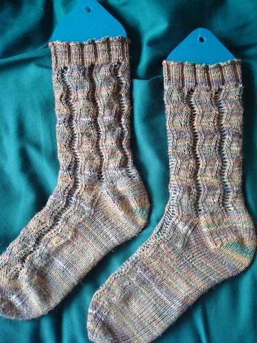 Sweetpea Socks