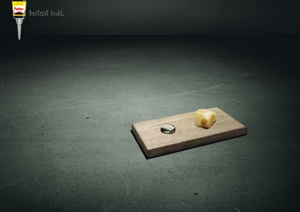 Creative ad picture