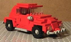 LEGO VW Bug