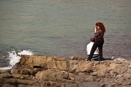 Fotografiando las olas