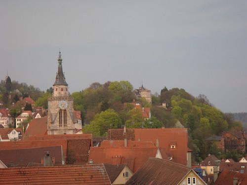 Stiftskirche in Tübingen