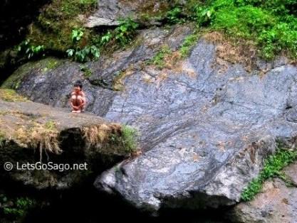 Jump-Off Cliffs for Diving