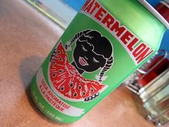 papi's cuban & caribbean grill - watermelon soda