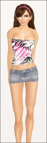 DYN Freebie Outfit