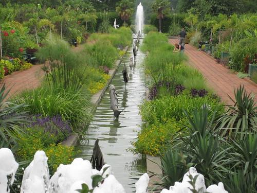 Daniel Stowe Botanical Gardens Borne Central