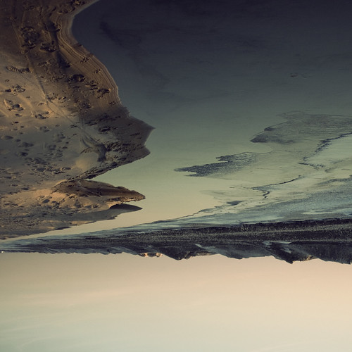 upside down landscapes