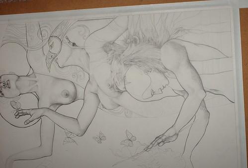 the waterman, panel 2: ignis aeris