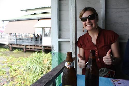Katherine Likes Beer