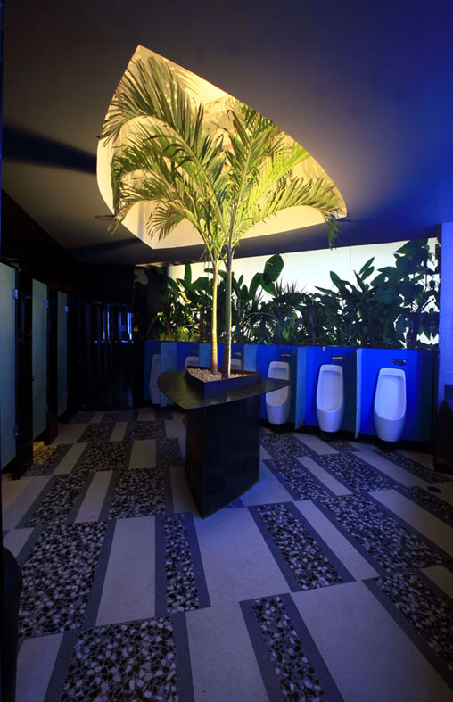 16 Nisha Acapulco - Men Restroom Modern Design